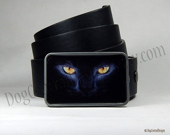Belt Buckle Cat Eyes Belt Buckle Panther Womens Gift Mens Gift Cat Lover Womens Belt Buckle Birthday Gift Christmas Gift Mens Belts