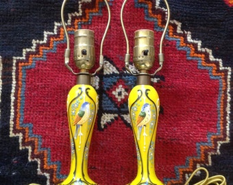 Accent Lamps, Art Deco.  Set of 2.