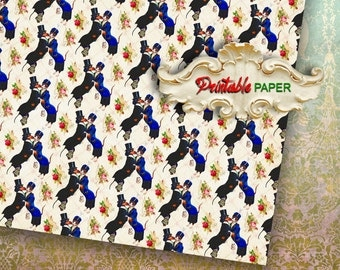 CUPLE - Printable wrapping paper for Scrapbooking, Creat - Download and Print
