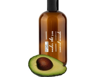 All Natural Seaweed & Avocado Protein Conditioner Silicone and Paraben Free
