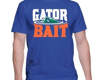 Gator Bait - University of Florida (UF) Gators Fan T-Shirt