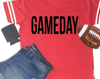 Gameday Jersey Shirt, S-2X, Gameday Shirt, Football Shirt, Football Season, Tailgate shirt, Gameday