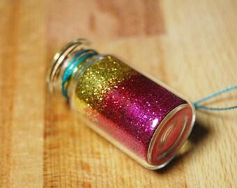 Pixie Dust - Fairy Dust - Glitter Vial - Glitter Necklace - Fairy Dust Necklace - Pixie Dust Necklace - Gift for Her