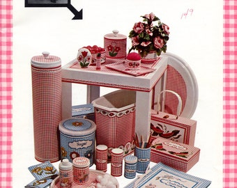 Making Homely Things Beautiful by Jean and Shannon | Vintage Craft Book