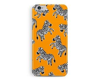 Zebra iPhone case, Cute iPhone Case, Kawaii iPhone Case, iPhone Cover, Mobile Accessories, Zebra Print, Womens accessories Womens phone case