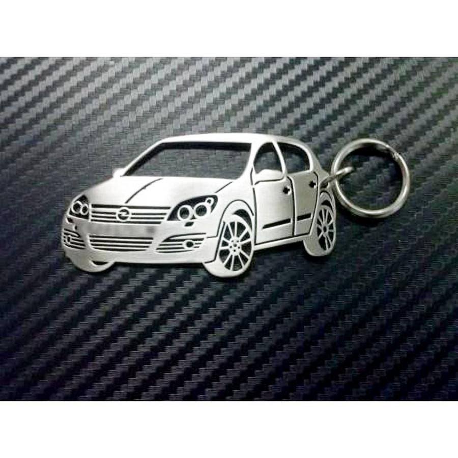 opel astra c key chain trousseau de cl s de voiture. Black Bedroom Furniture Sets. Home Design Ideas