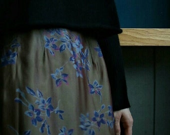 Nettle skirt {limited edition}