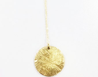 Fay Pendant Necklace