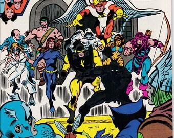 Avengers #211 September 1981 Issue - Marvel Comics - Grade NM