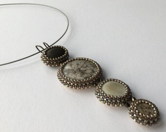 November Pendant Necklace