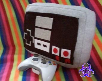Nintendo Controller plushie