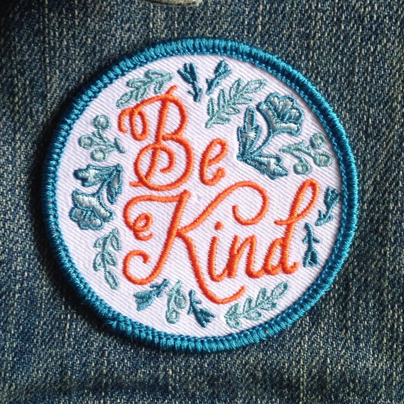 how to create a patch for clothing