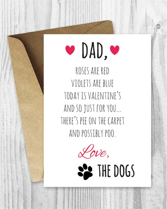 Valentine Card Printable Funny Printable on Best Anniversary Ts Parents