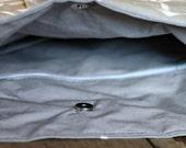Add Zipper Pocket, Interior Zipper Pocket Upgrade for Sweet Daisy Bags