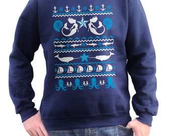 Narwhal sweater | Etsy