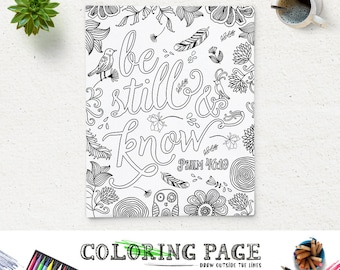 floral coloring page adult coloring book printable coloring pages anti stress coloring instant download coloring page - Coloring Pages Adult