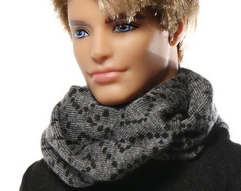 Ken clothes (scarf): Andrew