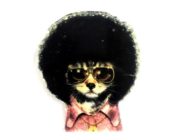 Afro Hairstyle Etsy