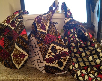 Japanese Knot bag/purse
