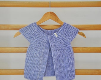 Baby Cardigan 9-12 Months // Handmade