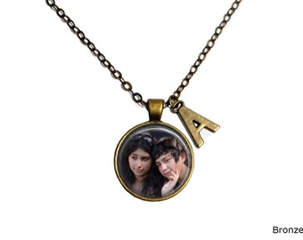 Your Photograph In a Necklace or Keychain