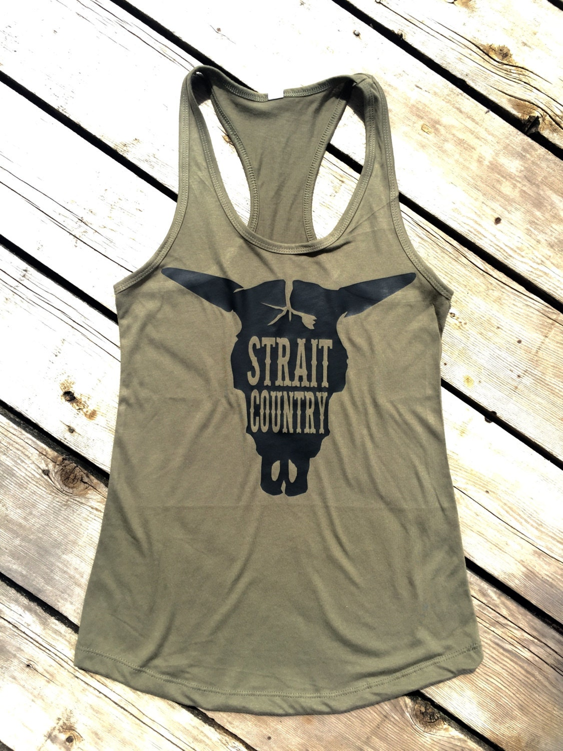 Strait Country Tank Top Women S Country Lifestyle Apparel