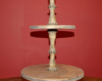 how tall should a wedding cake stand be tier cake stand etsy 15563