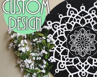 Custom Tattoo Design