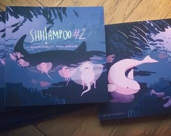Shh!ampoo #2 - Polish wordless comic magazine