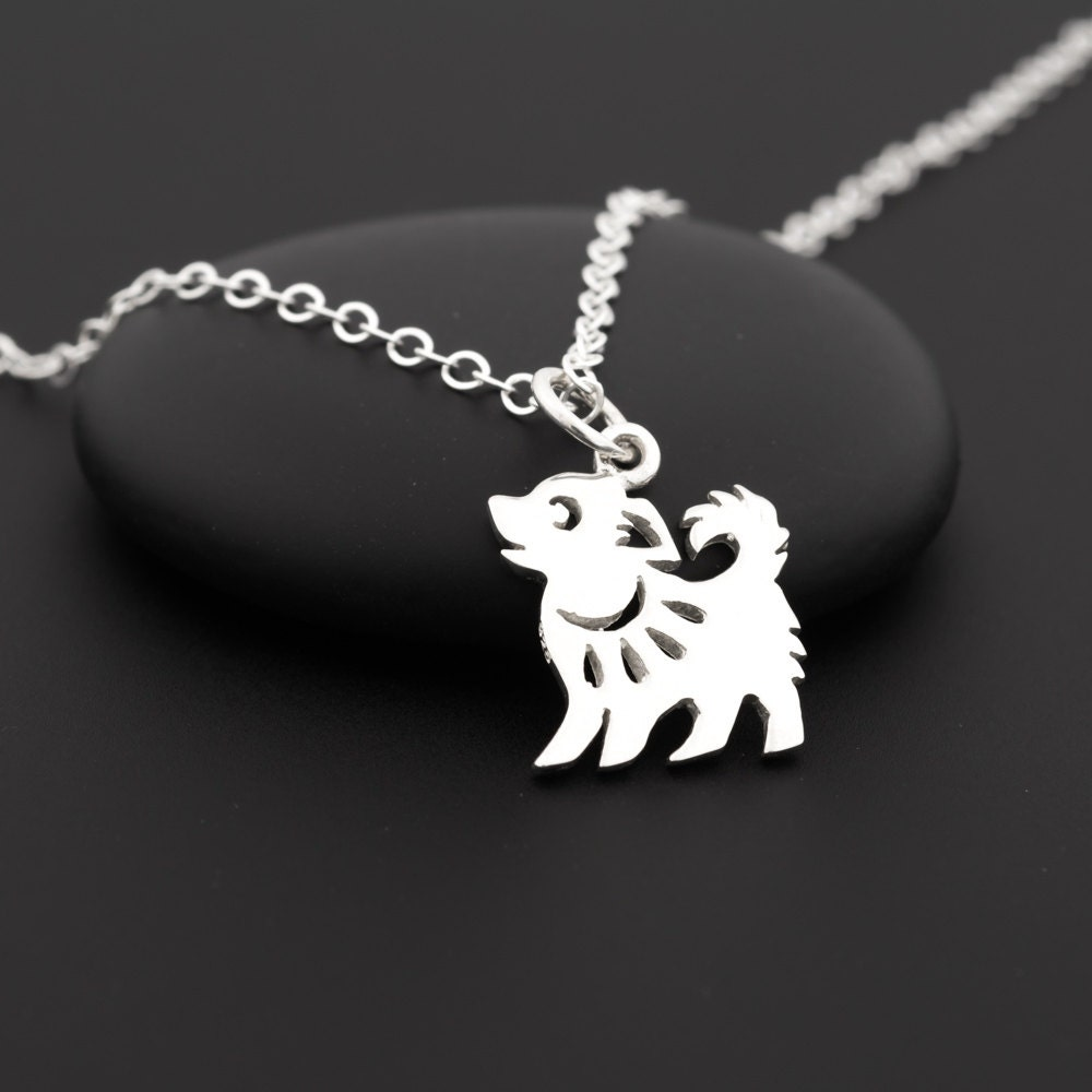 chinese zodiac year of the dog necklace birthday necklace