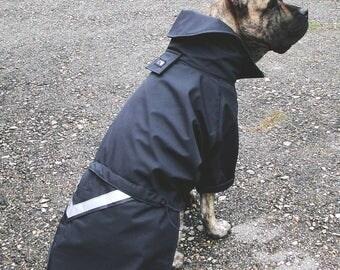 Large Dog Raincoat Winter coat EXPLORER