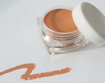 Corrective Concealer, SALMON, with Vitamin E, Acne safe, Vegan, Cruelty-free