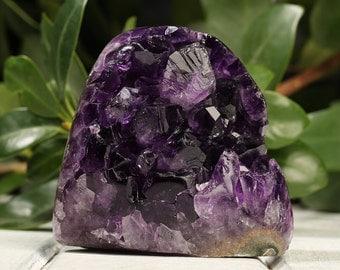 Beautiful Amethyst  w/ Deep Purple Gemmy Crystals