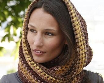 Scaldacollo all'uncinetto JASMINE- Crochet neck warmer 100% wool Ready to ship! Subito disponibile alla spedizione!