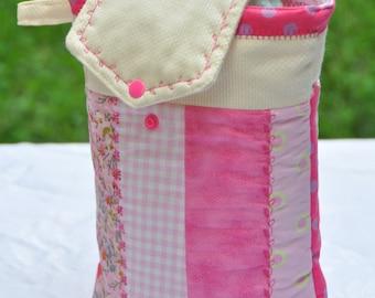 Diaper bag/ diaper clutch/ diaper wipes bag