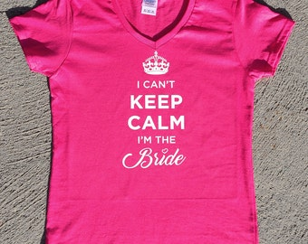 I'm the Bride T-Shirt