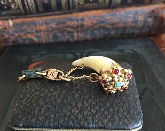 Antique  Victorian Watch Chain