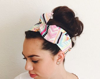 Eccentric Twisty Headband