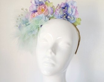 Couture Flower Crown