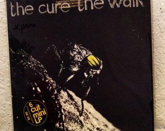 The Cure Vinyl Record The Walk 1983 EP Promo Copy