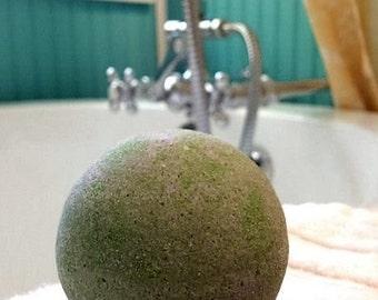Morpheus -Fizzing Elixir Bath Bomb (Rosemary & Lavender Bath Bomb, Bath Bombs, Fizzing Bath Bombs)