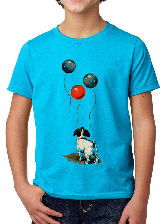 Boys Shirts Boys Tshirts Dog Shirt Kids Dogs Boys