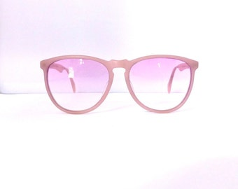 Silare Sunglasses //Women's//Vintage 1990's// Pink Frames//New Gradient Lenses// #M99 DIVINE