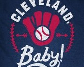 Tribe Time CLEVELAND, BABY Kids Shirt/Onesie