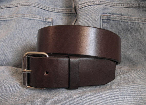 s leather belt brown leather belt leather by