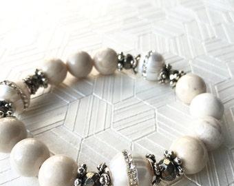 Beautiful stack bracelet