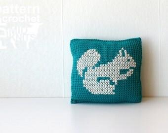 Throw Rug Knitting Patterns : DIY Knitting PATTERN Throw Blanket / Rug Super Chunky by Midknits