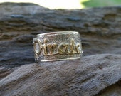 Pirate Life Ring, Silver ...