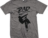 RAD Graffiti Tag Design Shirt