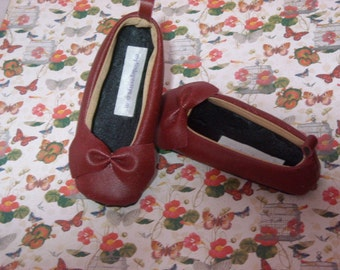 Fashion Flat Slippers fit My Size Barbie Doll